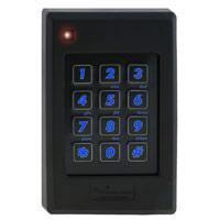 P-640HA: Single-Gang Mount Keypad Proximity Reader Manufactures