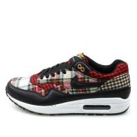 China Nike Air Max Womens 87 Shoes - Black/Pilgrim/Birch on sale
