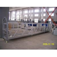 7.5M Aerial Rope Suspended Window Cleaning Platform ZLP800 with Steel Rope Manufactures