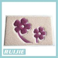 PVC Coil Design mat 2014 new style PVC door mat,design mat Manufactures