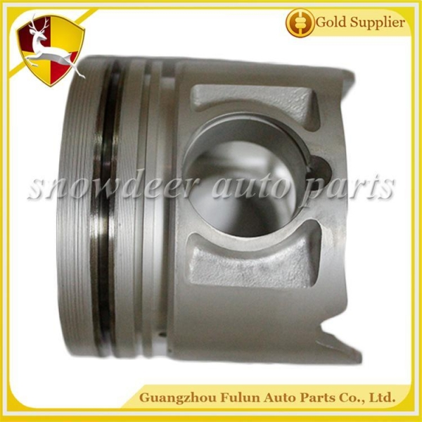 Quality Isuzu piston for diesel engine 4JG2 oem standard for sale