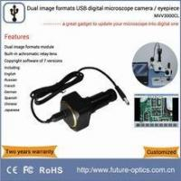MVV3000CL digital microscope eyepiece camera equipped with high resolving power relay lens