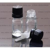China 5ml transparent Essential oil bottle5ml transparent glass bottles wholesale