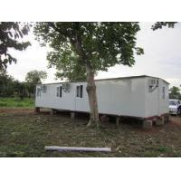 China After Disaster Housing / Portable Emergency Shelter For Family Shelters , Temporary Shelters on sale