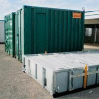 Moveable Mini Container House , Fully Finished Storage Container Modular Homes Manufactures