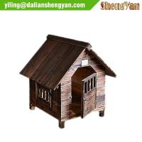 China Modern Outdoor Wholesale Dog Cage/Wooden Pet House/Dog House on sale