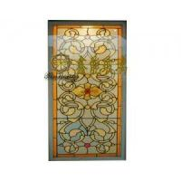 China Stained glass windows and door on sale