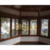 China Window&door Panels Stained glass windows and door on sale
