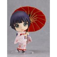 Customize japan resin lovely girl doll with umbrella kid toy or home decoration Manufactures