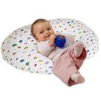 China U-shape pillow soft baby size fun print cotton inserts boppy nursing pillow wholesale