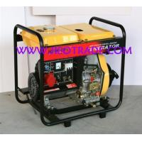 China KR5000LHLE diesel generator wholesale