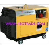 China KR6000SE diesel generator wholesale