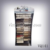 VQ141 Quartz Stone Display Rack for showroom Manufactures