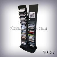 VQ137 stone display rack for quartz surface Manufactures