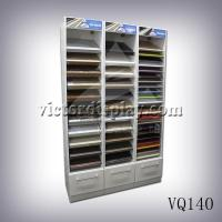 VQ140 stone showroom display rack