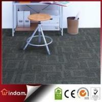 China Stock quality guaranteed 600g/m2 grey color PP carpet tiles square wholesale