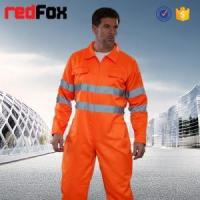 China safety fire retardant working coverall wholesale