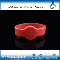 TK4100 Silicone wristbands Manufactures