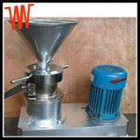 China hig speed home peanut butter machine small wholesale