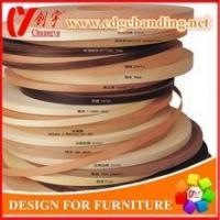 Buy cheap unglue melamine edge banding tape for furniture soft without glue from wholesalers