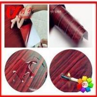 China PVC sheet with glue PVC laminated film glue for MDF furniture with glue wholesale