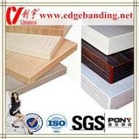 MDF edge banding plywood furniture and kitchen cabinet edge Manufactures