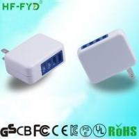with folding plug USA JP FY0502000 5V 2A usb power adapter