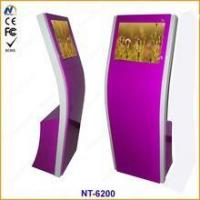 Buy cheap self service electronic information touch kiosk from wholesalers