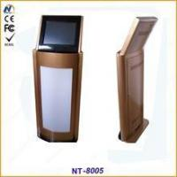 Buy cheap Netoptouch touch screen ticket Vending Machine Kiosk from wholesalers
