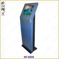Buy cheap Customize electronic Terminal Touch Kiosk frame from wholesalers