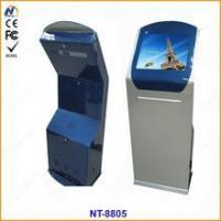 Buy cheap Customized touchscreen mall kiosk for sale from wholesalers