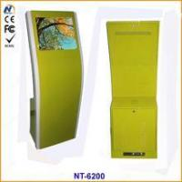 Buy cheap Touch screen electronic self-service commercial kiosk terminal from wholesalers