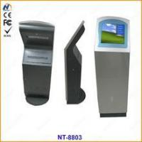 Buy cheap Information touchscreen kiosk terminal on sale from wholesalers