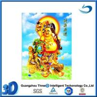 China Custom lenticular 3d picture of religion western god wholesale