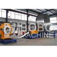 HVAC duct machine Culvert pipe forming machine BTF-6000 Item:2005d