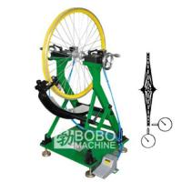 Buy cheap Motorcycle & Bicycle M/C BO-B004 MANUAL WHEEL TRUEING MACHINE Item:4017 from wholesalers