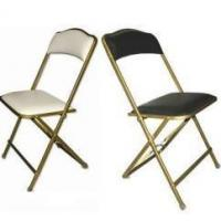 China Folding Chairs Gold Furnishings Premium Party Chair-Fritz Style wholesale