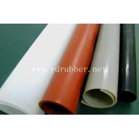 China Rubber Products Silicone Rubber Sheet wholesale
