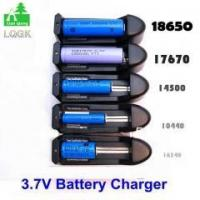 18650 Battery universal charger 3.7v Rechargeable Battery adapter