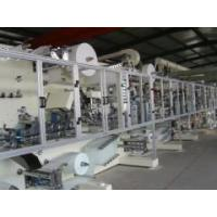 Buy cheap TZH-NK400 High speed baby diaper machine from wholesalers