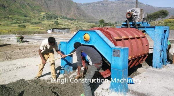 Quality cement pipe making machine for sale