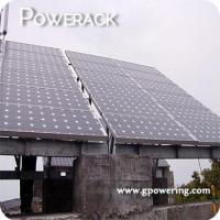 China Solar Mounting Systems, Solar Rack,Adjustable Ground Mount bracket Manufactures