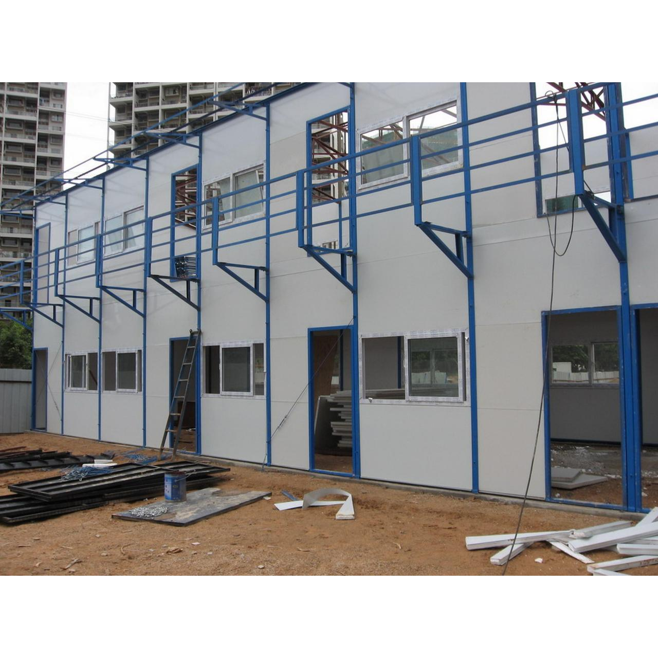 China modern prefabricated house on sale