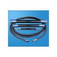 Fire resistant anti static hose