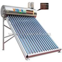Buy cheap Copper coil pre-heat solar water heater VCS-5818SA from wholesalers