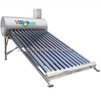 Buy cheap Non-pressure solar water heater VNS-5818SSR from wholesalers