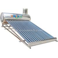 Buy cheap Non-pressurized solar water heater VNS-5818SS from wholesalers