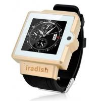 China Gold-i6 2G/3G Smart watch phone Android 4.0 peration system wholesale