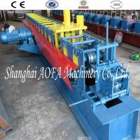 China Rolling Shutter Slate Door Roll Forming Machine wholesale