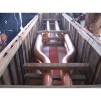 China Short Net Copper Pipe on sale